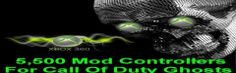modded controllers xbox 360