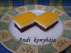 Andi konyhája - Sütemény és ételreceptek képekkel - G-Portál Cheesecake, Fitt, Cukor, Mocha, Cheesecakes, Cherry Cheesecake Shooters