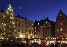 If you'd rather stick to bustling city life, be sure to check out some of Sweden's classic Christmas markets in Stockholm, Gothenburg, and Malmö.
