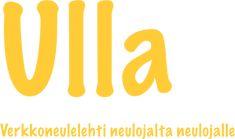 Ulla 03/10 - Ohjeet - Will I Be Pretty Tech Companies, Company Logo, Logos, School, Pretty, Logo