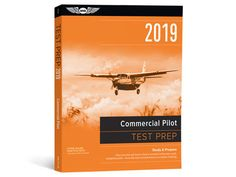Study questions for the Commercial Pilot and Military Competency FAA Knowledge exam, supported with answers and explanations.  Includes softcover book, CT-8080 computer testing supplement, and 5 FREE practice tests at prepware.com! Commercial Pilot, Test Prep, Prepping, Knowledge, Military, Study, Book, Free, Studio