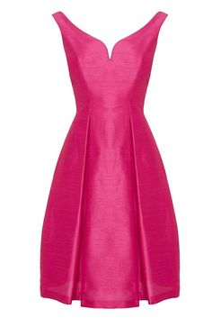 "Beautiful Coast dress in hot pink, new with tags, gorgeous outfit for a party/special occasion.     Size 14 , measurements when laid flat are: underarm to underarm 18"" length from shoulder to hem 37""    Please check my other items, lots of things for sale and P&P on additional items just 50p 