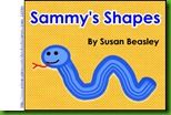 Sammy's Shapes book printable