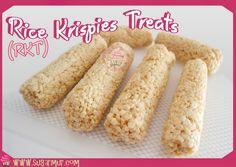 Sugar Mur: Rice Krispies Treats (RKT)