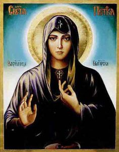 St Paraskeva, Dark Mother