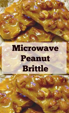 The Rise Of Private Label Brands In The Retail Meals Current Market Microwave Peanut Brittle. A Super Easy And Fuss Free Recipe. Ideal For The Holidays And Great For Making Ahead. Give As Gifts Or Have All To Yourself Microwave Candy Recipe, Microwave Peanut Brittle, Microwave Recipes, Cooking Recipes, Easy Peanut Brittle Recipe, Homemade Peanut Brittle, Microwave Fudge, Cooking Dishes, Popular Recipes