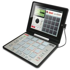 Awesome case turns your iPad into Music Production Center. 4 letters E-P-I-C.