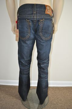 New True Religion Geno Pony Express Iron Horse Premium Jeans for Men | eBay