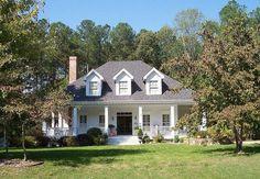 Plan 5669TR: Adorable Southern Home Plan