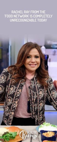 Rachel Ray from the 'Food Network' Is Completely Unrecognizable Today
