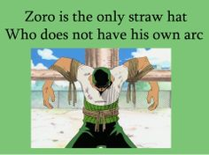 I'm holding out for a Zoro-centric arc when they get to the Wano country! Come on, Oda-sensei! Don't let me down, ok?