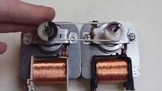 Free energy Jan 2015 Micro Motor Generator - YouTube