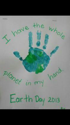 Earth day idea from Google.