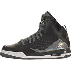 NEW NIKE JORDAN SC-3 BG Womens 8.5 (7Y) Anthracite air retro iii x NIB NR #NikeJordan #Athletic