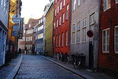 The colors of Copenhagen