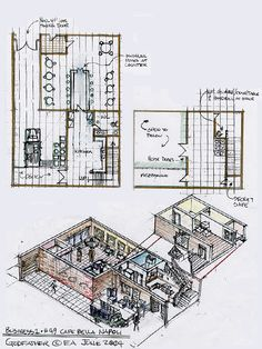 Cafe - Layout Design/ could be done for about Restaurant Layout, Restaurant Floor Plan, Restaurant Design, Layout Design, Interior Design Layout, Cafe Design, Plan Design, Floor Plan With Dimensions, Cafe Floor Plan