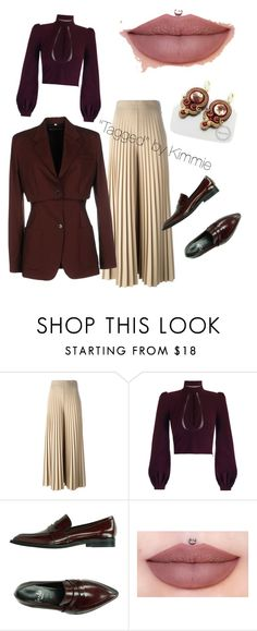 """""""Untitled #175"""" by taggedbykimmie15 on Polyvore featuring Givenchy, Festa Milano, Jean-Paul Gaultier, women's clothing, women's fashion, women, female, woman, misses and juniors"""