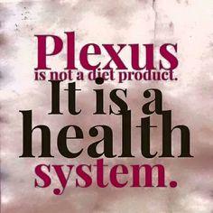 Plexus is not a diet product