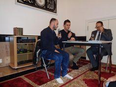 Muslimischer Verein Bern    At Europaplatz Moschee. Europe, Mosque