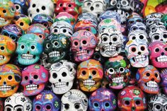 Mexico is the first Spectre location and where the country's famous Day of the Dead celebrations feature in the opening sequence of the film. The colourful festival was recreated in Mexico City in one of the most spectacular openings in the