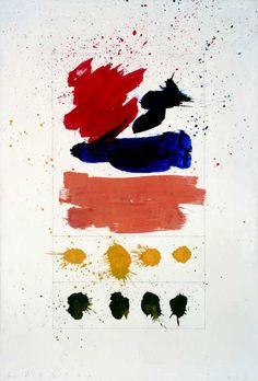Ed Ruscha, Untitled, 1961