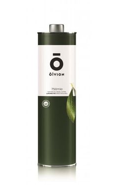 OLVION PGI Laconia Extra Virgin Olive Oil 750ml Round Tin - Agrovim - Olive Oil and Olives from Greece