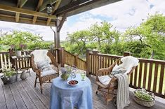 Pergola Attached To House Roof Scandinavian Style, Scandinavian Cottage, Outdoor Balcony, Outdoor Spaces, Outdoor Living, Outdoor Decor, Country House Interior, Interior Modern, Country Homes