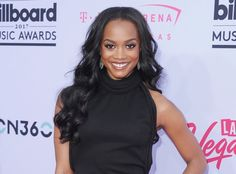 """""""The Bachelorette's"""" Rachel Lindsay just debuted a brand new summer hairstyle"""