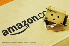 Cum sa scoti banii din Amazon Affiliate Program in Romania.