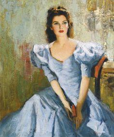 Portrait of a Lady - Nikolai Fechin |