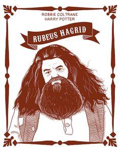 Beard - Hagrid by Mr Malinois