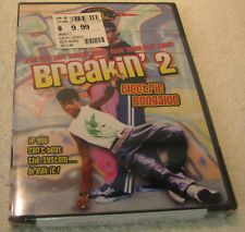 Electric Boogaloo Breakin' 2 (DVD, 2002) Factory Sealed!