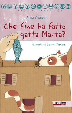 """Che fine ha fatto gatta Marta"" di Anna Vivarelli Family Guy, Guys, Cover, Anna, Fictional Characters, Places, Fantasy Characters, Sons, Boys"