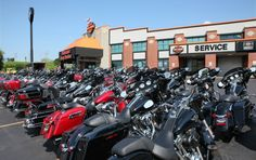 Chrome Capital has partnered with about 400 Harley dealerships in 41 states, including Wisconsin, to lease pre-owned Harley motorcycles to consumers.