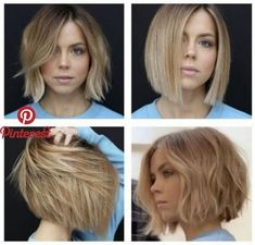42 Cute Short Bob Haircuts for Women in 2019 Short haircuts are really trendy now. Most women want to try this style and one of the best short haircuts is bob. Bob is one of the most popular hairstyles today, and there are many styles to choo… Bob Haircuts For Women, Short Bob Haircuts, Lob Haircut Thin, Classic Bob Haircut, Wavy Bob Hairstyles, Popular Hairstyles, Trendy Hairstyles, Short Hairstyle, Hairstyle Ideas