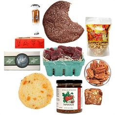 Mail-order christmas gifts food