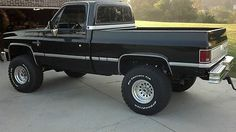 Viewing Auction #221115286785 - 1985 Chevrolet Silverado K10 4x4 ...