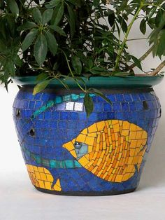 Sunfish Pot, sold