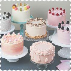 Peggy Porschen - Layer Cakes