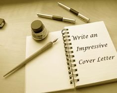 How to Make an Impressive Cover Letter