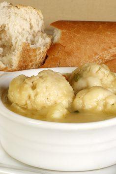 Oma's Fabulous Matzo Ball #Soup #Recipe