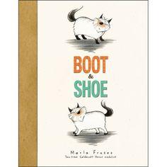 Boot & Shoe: Marla Frazee: 9781442422476: Amazon.com: Books