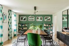 Before And After: A Boston Home Gets An Interior Makeover | Domino
