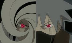 Obito and Kakashi. this episode made me hate everything
