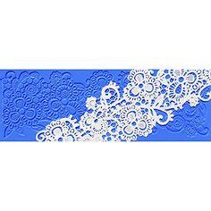 Oriel Silicone Lace Mat by Crystal Candy CRYSTAL CANDY http://www.amazon.com/dp/B013VOJ0RK/ref=cm_sw_r_pi_dp_o5w6wb0SN8NMW