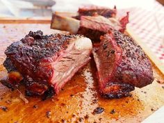 Beef: Ribs, brisket | How to Master Smoking Meat | Homesteader's Guide