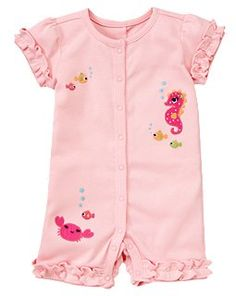 This outfit is too cute for baby!