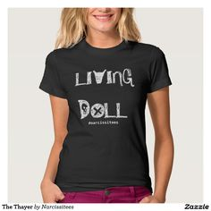 """The Thayer """"living doll"""""""