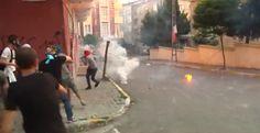 les tensions en turquie par les televiseurs 42 secondes - http://www.newstube.fr/les-tensions-en-turquie-par-les-televiseurs-42-secondes/ #Kurdes, #Turquie