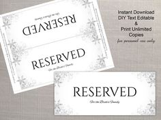 DIY Printable Wedding Invitation Card Microsoft Word Template